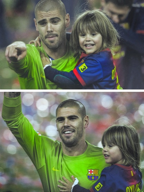 Thank You Victor Valdes