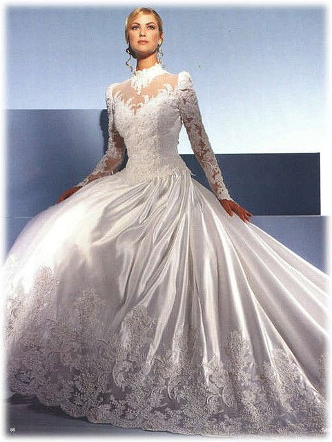 269 best 1990\'s wedding gowns & dresses images on Pinterest | Short ...