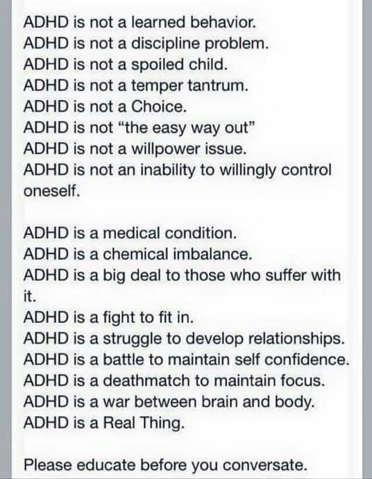 dating guy with adhd