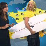 Brice de Nice affole la météo de France 2 pour la promo du film