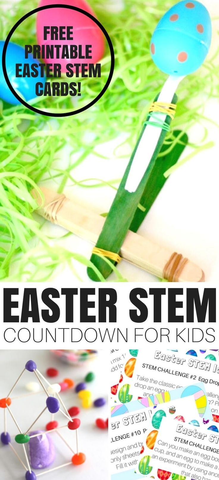 417 best Easter Fun for Kids images on Pinterest | Bricolage, Craft ...