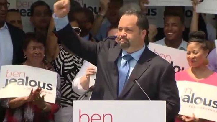 Part 2: Ben Jealous Enters MD Governor's Race Campaigning for Economic &...