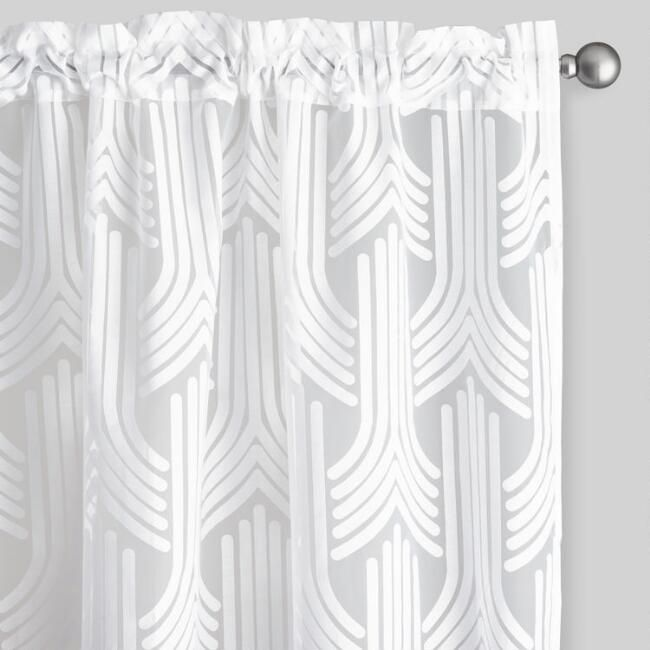 Featuring An Art Deco Inspired Pattern In A Burnout Effect Our