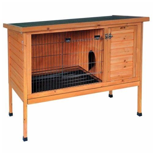 RadioFence.com - Prevue Large Rabbit Hutch, $149.95 (http://www.radiofence.com/prevue-large-rabbit-hutch/)