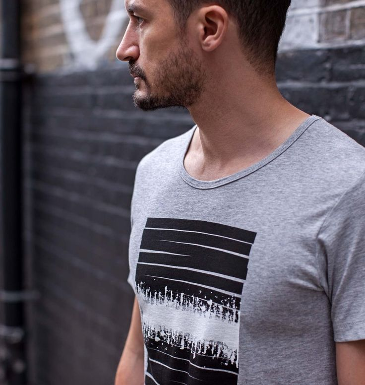 Urban Pulse T-shirt | Free Worldwide Delivery | Urban Gilt