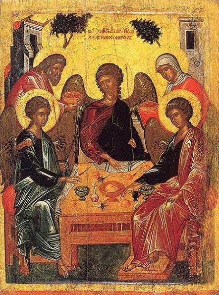Πνευματικοί Λόγοι: Αρχ. Σάββας Ἁγιορείτης - «Πως θεολογούσαν οι Άγιοι...
