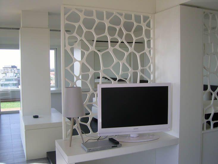 les 53 meilleures images du tableau cloisons s paration. Black Bedroom Furniture Sets. Home Design Ideas
