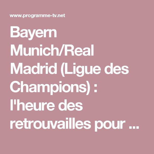 Bayern Munich/Real Madrid (Ligue des Champions) : l'heure des retrouvailles pour Zinédine Zidane et Carlo Ancelotti