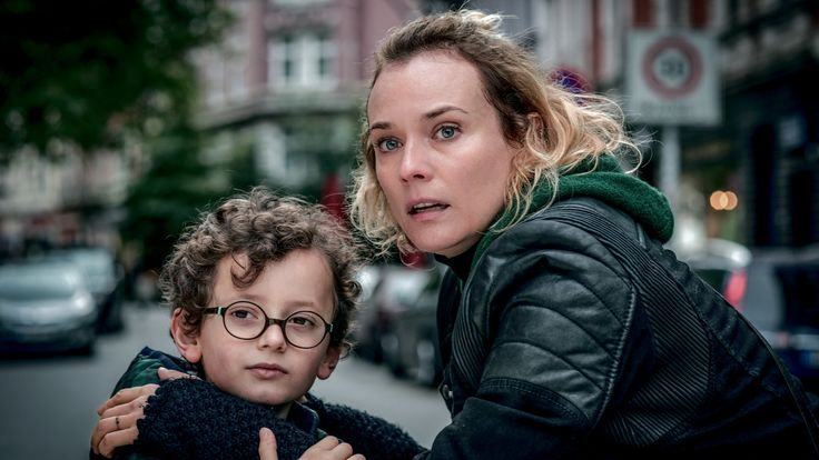 In Fatih Akin's new film, Diane Kruger plays a Hamburg woman who fights for justice and sanity after the murder of her husband and son.