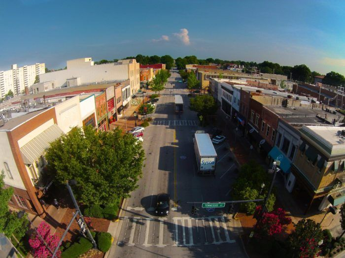 The Small Town In Alabama That's One Of The Coolest In The U.S.