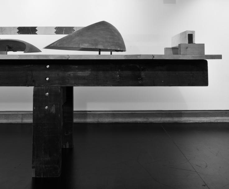 Heavy or Light. Juan Navarro Baldeweg. June to September 2011.