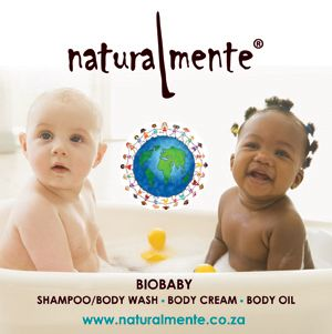 African Babies Dont Cry: GIVEAWAY: Naturalmente Bio Baby Body Cream, Body Oil & Baby Shampoo Set {25.05;SA}