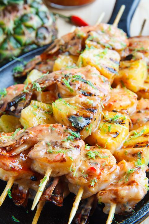 These will make you feel like you're on a beach somewhere. Get the recipe from Closet Cooking.
