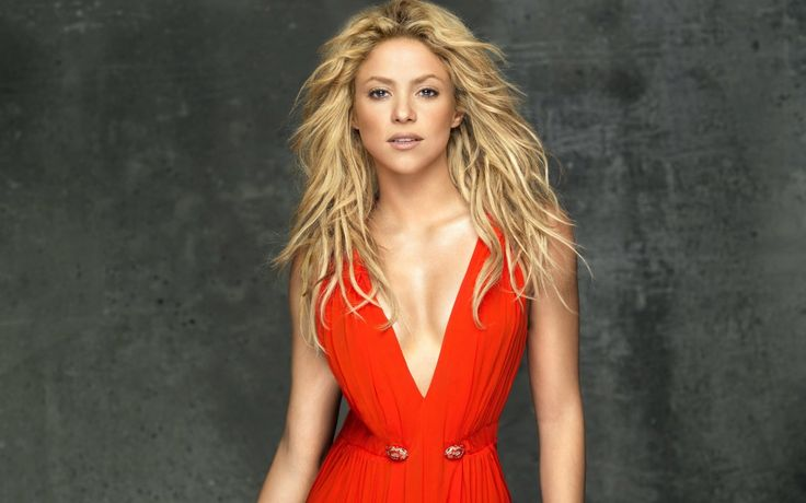 shakira images and pictures, 1680x1050 (225 kB)