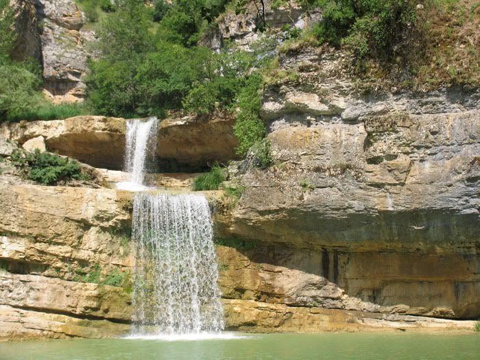 Mirusha Waterfalls, KOSOVO