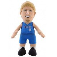 Poupluche NBA Dirk Nowitzki Dallas Mavericks