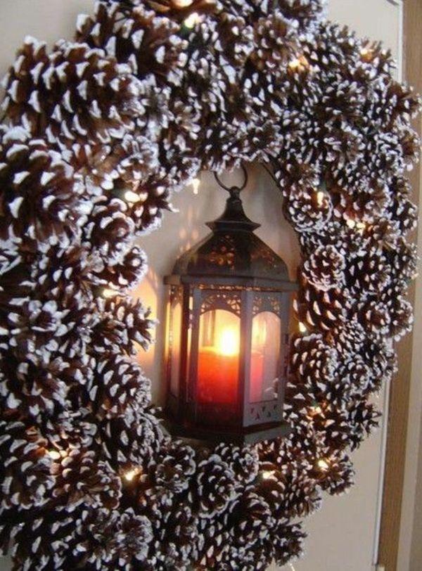 25 einzigartige basteln mit zapfen ideen auf pinterest deko weihnachten zapfen. Black Bedroom Furniture Sets. Home Design Ideas