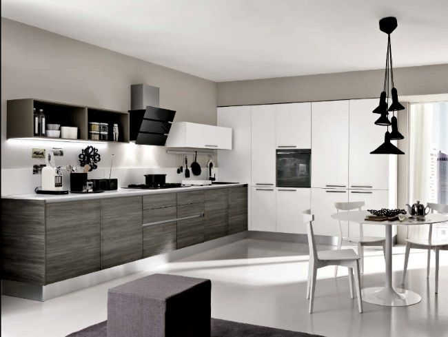 50 best Kitchens images on Pinterest | Kitchen modern, Flats and ...