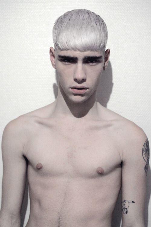guys with white hair tumblr wwwpixsharkcom images