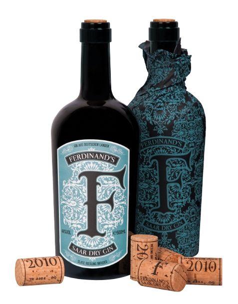 Ferdinand's Saar Dry Gin PD