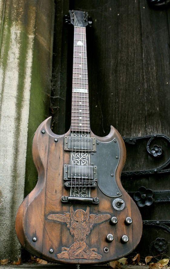 Gibson SG - Viking Concept