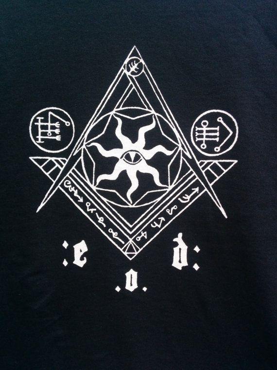 Esoteric Order of Dagon: Masonic Origins - T Shirt