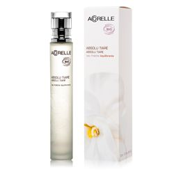Acorelle Absolu Tiaré Eau Fraiche 1oz(op)   Fine French Floral Water—made with organic alcohol and 100% natural fragrance materials. No synthetic fragrance. Light refreshing spray contains 3% fragrance. Absolu Tiare is an exotic blend of orange, shiu, and ylang ylang and it's aromatherapy aspect is to bring you balance and peace of mind. Clearance price of $18.00.