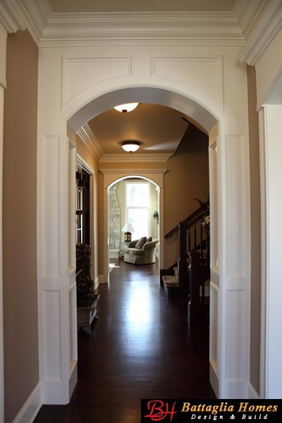 1000 images about arched entrances on pinterest for Decorative archway mouldings