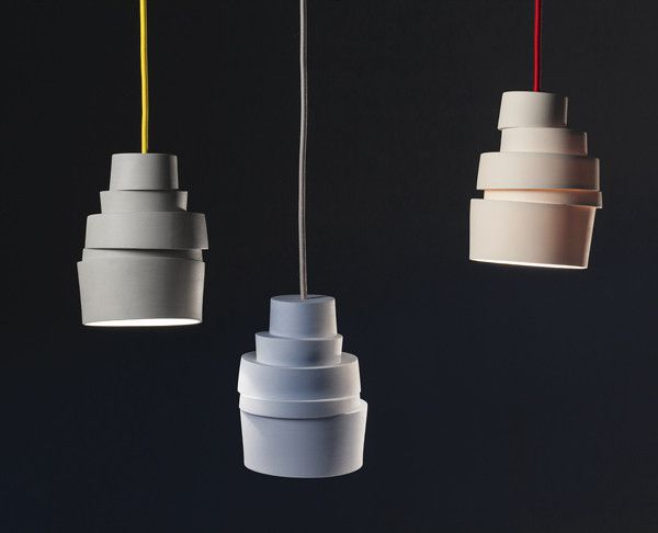 Stabel lampen - Lars Rank