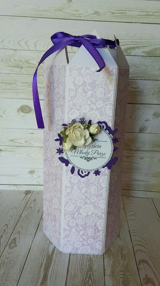 packaging for wine wedding