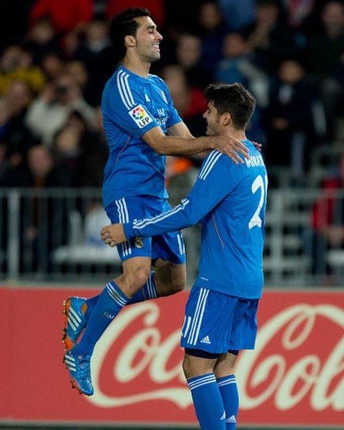 """Álvaro Morata on Instagram: """"Fue un orgullo jugar y ganar a tu lado! Que seas muy feliz en tu nueva vida! Un beso grande """"Rocky"""" ⚽️💪🏻🙌🏻🏆"""""""
