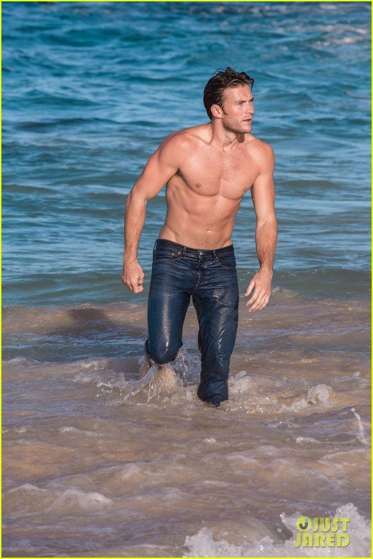 scott eastwoods latest shirtless pics for davidoff 14