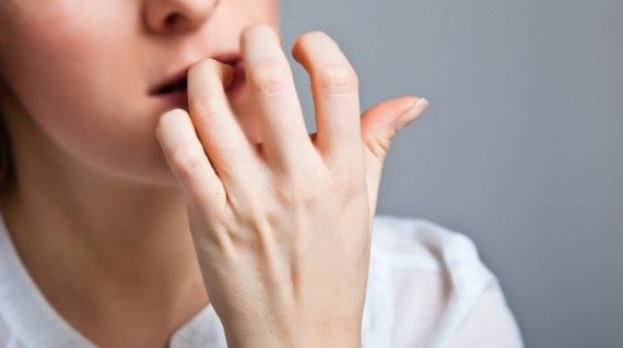 How to Stop Nail Biting? (Avoid Nail Biting) Almost everyone is dealing with the nail biting problem. It is a bad habit that develops when you are getting bored, feeling anxiety or stress, frustration, and loneliness. Biting nails show your unconscious behavior. If you are biting your nails excessively, then your nails, teeth or even your... #BestWaysToStopNailBiting, #CureNailBiting, #GetRidOfNailBitingHabit, #MethodsToPreventNailBiting, #Nail, #NailBiting, #NailBitingTrea