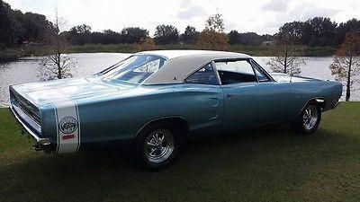 1969 Dodge Super Bee 383 Automatic