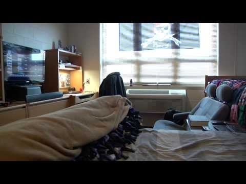 Tour the campus housing options at The University of Findlay. - YouTube