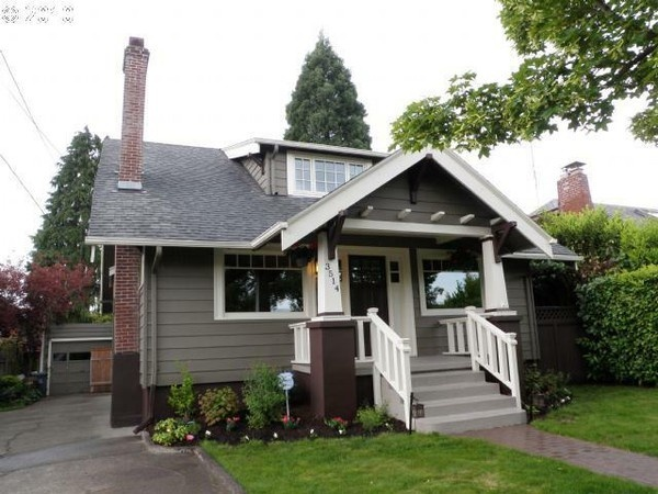 17 best images about craftsman homes on pinterest exterior colors craftsman and craftsman homes - Craftsman bungalow home exterior ...
