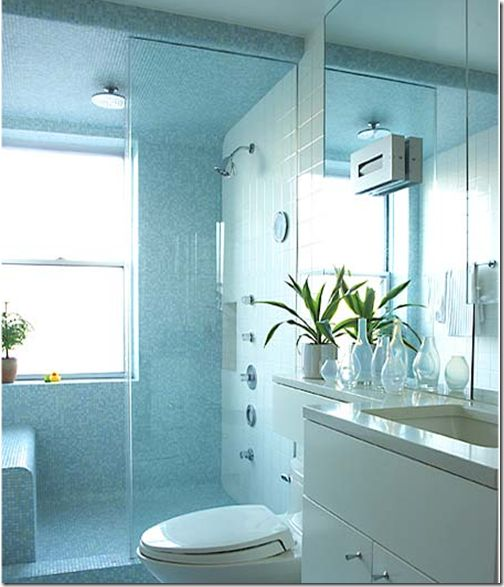 158 best bathroom images on pinterest bathroom cleaning for Aqua colored bathroom ideas