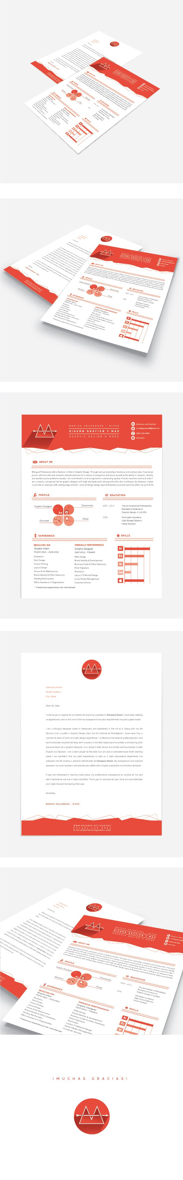 106 Best Cv Design Images On Pinterest Resume Design Design