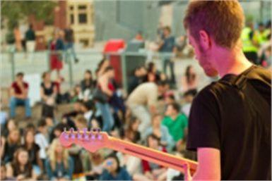 Fed Square Live-CityofMelbourne