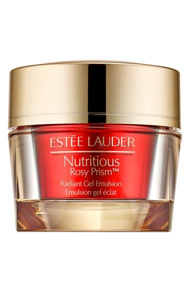Estée Lauder 'Nutritious Rosy Prism' Radiant Gel Emulsion available at #Nordstrom
