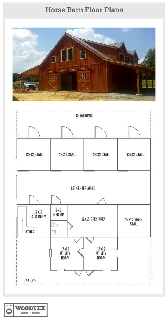 34 best monitor barns images on pinterest dream barn for Barn plans with loft