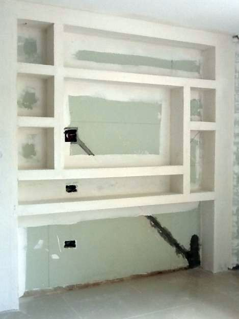 painel de Drywall