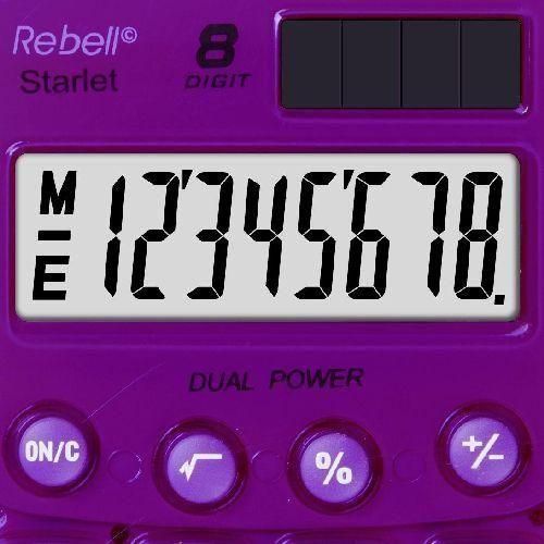 Rebell Starlet napelemes zsebszámológép 8 számjegyes, 3 év garancia! Piros Pink Ft Ár 1,490 https://www.pinterest.de/pin/350225308512835507/