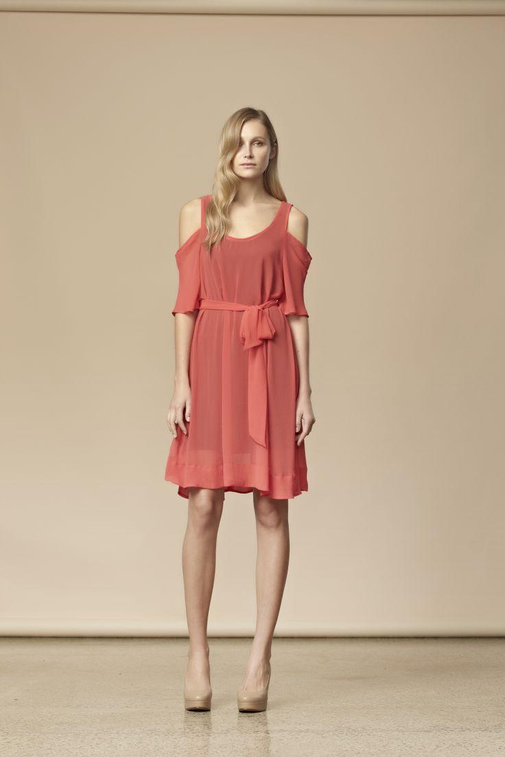 rose dress - moochi bridesmaid collection http://www.moochi.co.nz/client/bridesmaid/