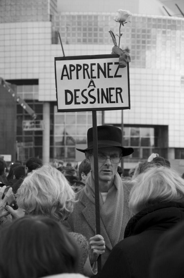 """""""Marche contre le terrorisme"""" 11/01/15 Paris - Bruno Sussi ©"""