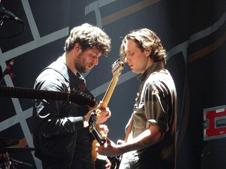 Felix and Hugo--The Maccabees