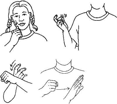 How to structure sentences in ASL  Sign Language Badge How to sign simple  sentences. 204 best American Sign Language Plans images on Pinterest