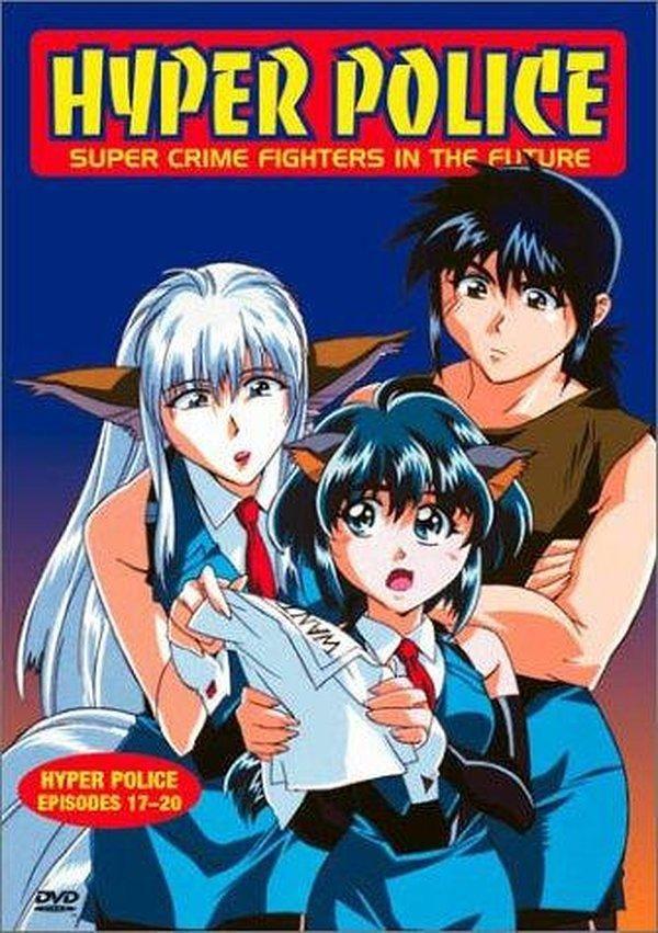 Hyper Police (TV Series 1997- ????)
