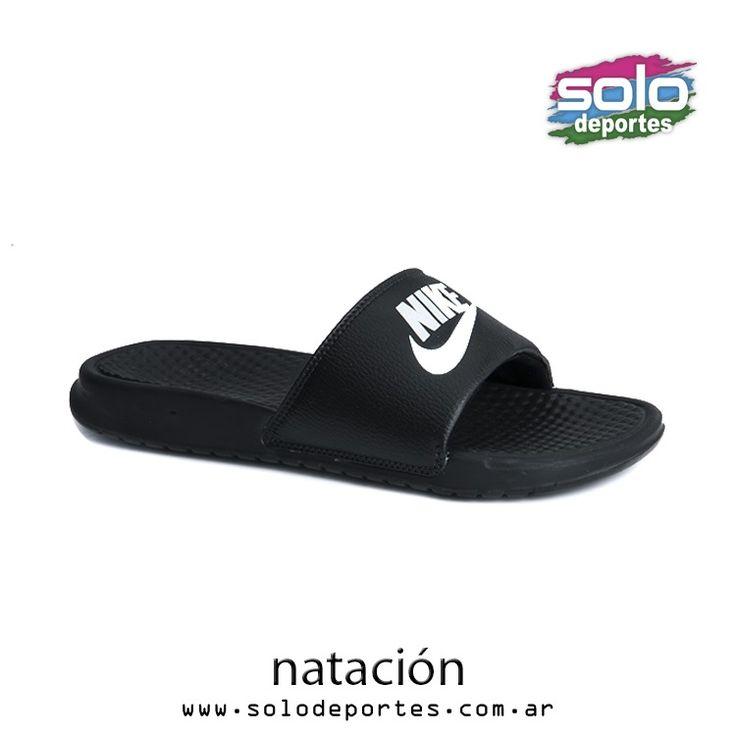 Benassi JDI Negro  Marca: Nike 510010603728001   $ 239,00 (U$S 40,85)