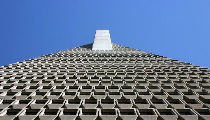 The Transamerica Pyramid, San Francisco, California